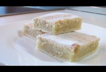 Бисквитное пирожное на сметане - Кулинарные видео рецепты