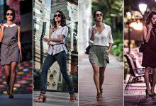 5 лучших поз для фотосессии на улице