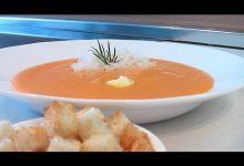 Суп-пюре из моркови - Кулинарные видео рецепты